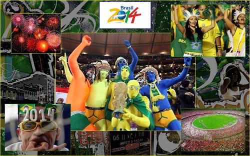 Mondiali 2014 in Brasile: costo dei voli e degli alberghi lievitati