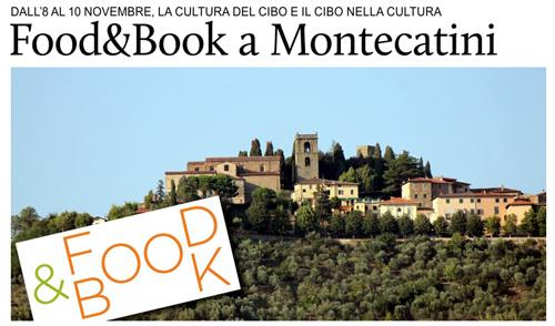 Food&Book Festival: cibo e libri si incontrano a Montecatini dall'8 al 10 novembre