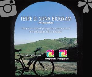 #bicigramsiena: il challenge fotografico per gli amanti delle due ruote