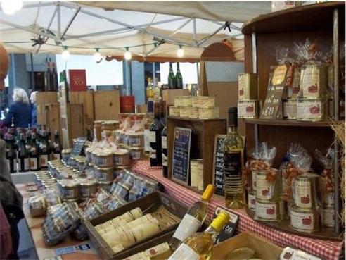 A Torino il mercatino regionale francese fino al 24 novembre