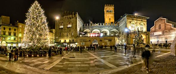 Mercatini di Natale a Bologna: dalla Fiera di Natale all'Antica Fiera di Santa Lucia