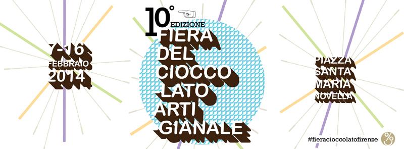 Firenze dà il via alla decima edizione della Fiera del Cioccolato Artigianale