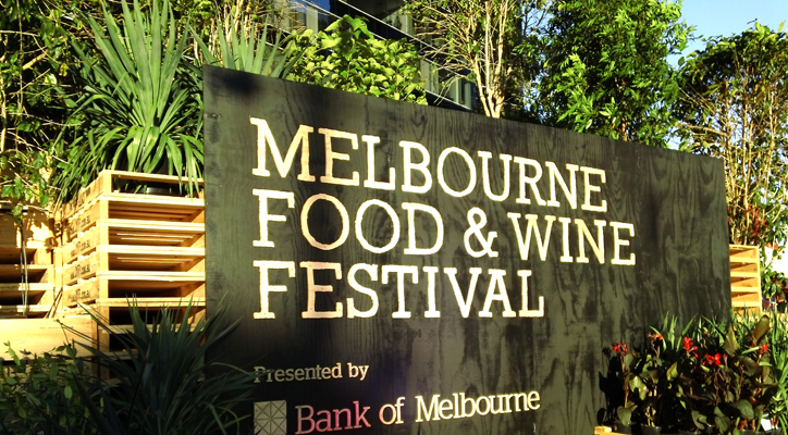 Food & Wine Festival di Melbourne