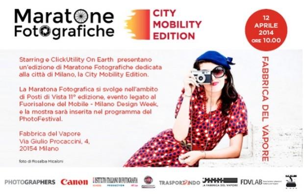"""City Mobility Edition: fine settimana di """"selfie"""" a Milano"""