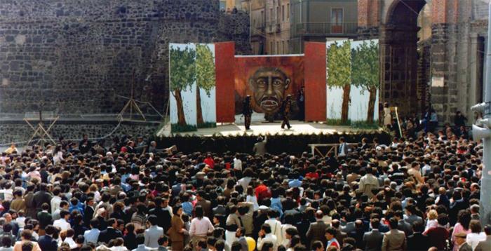 """Pasqua in Sicilia: tutti ad Adrano per """"La Diavolata"""""""