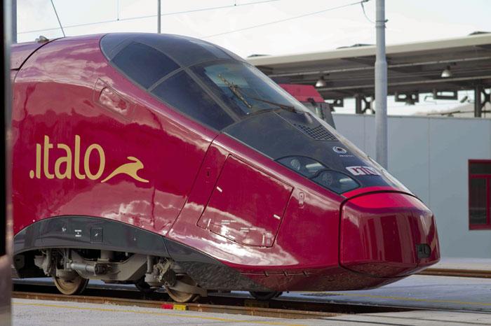 Italo treno: il 15 Giugno debuttano i primi no stop a Roma Termini