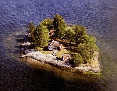 Ideas Island, l'isola della creatività dove il soggiorno è gratis