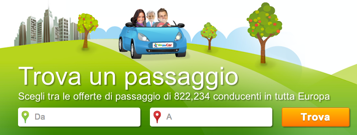 Car sharing: come funziona BlaBlaCar?