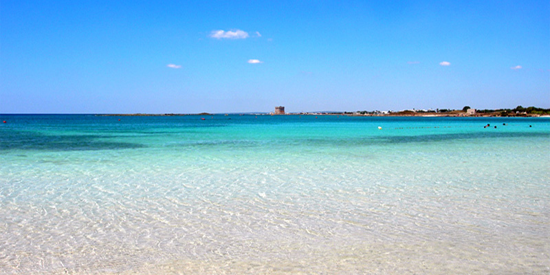 Vacanze estive 2014: le spiagge più belle del Salento