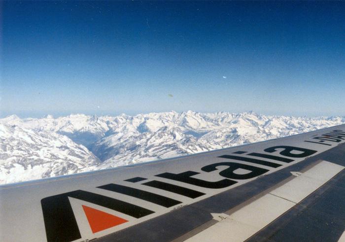 Alitalia: sconti per volare con gli amici in Italia, Europa e Nord Africa