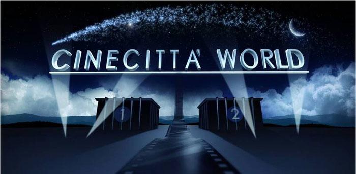 Apre i battenti il Cinecittà World, primo parco dedicato al mondo del cinema