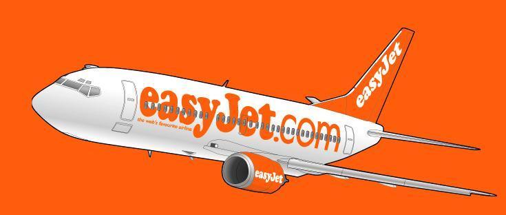 EasyJet: 20.000 posti per volare in Europa a prezzi scontati