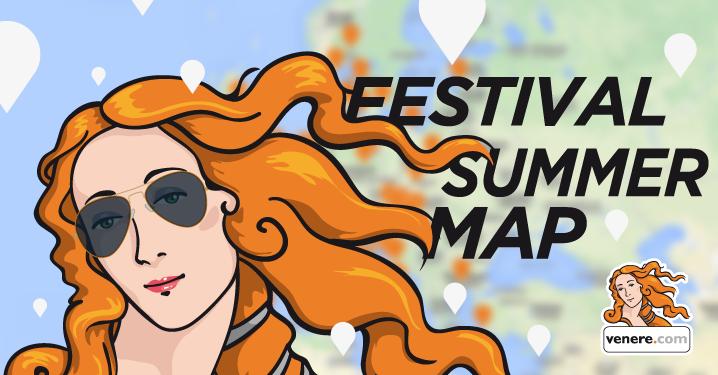 Festival Summer Map: vacanze a tema musicale per migliaia di giovani di tutta Europa