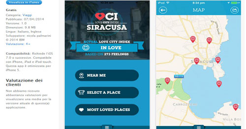 Love city index siracusa