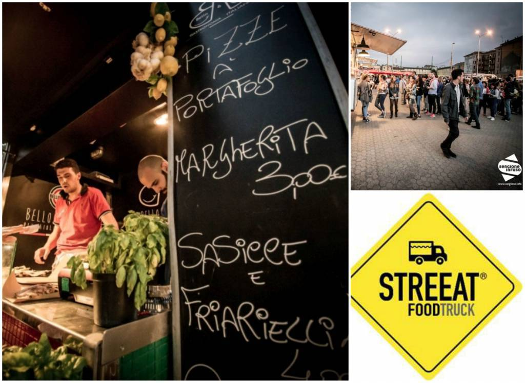 StreEat Food Truck Festival: a Milano il cibo incontra lo spirito on the road