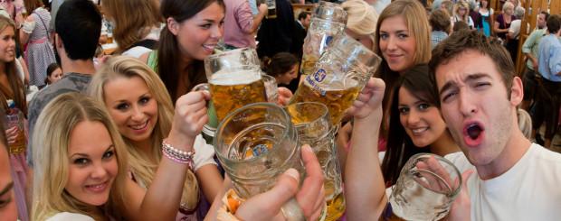 Oktoberfest 2014: tutto pronto per la più grande festa a base di birra