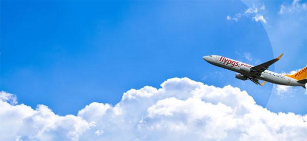 Voli internazionali low cost con Pegasus Airlines
